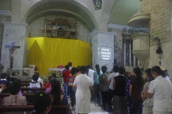 St. Joseph Cathedral: Mass