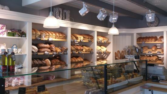 Gieten, Holandia: Ons ambachtelijk brood