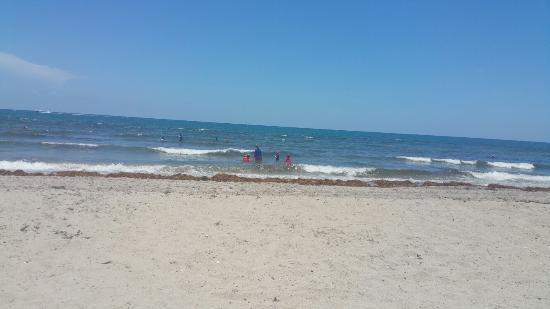 Oceanfront Park Beach