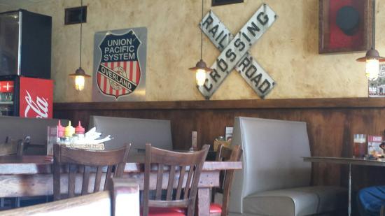 Victor, Айдахо: Inside