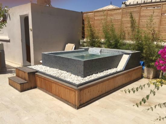 jaccuzzi terrasse photo de riad tahili spa marrakech tripadvisor. Black Bedroom Furniture Sets. Home Design Ideas