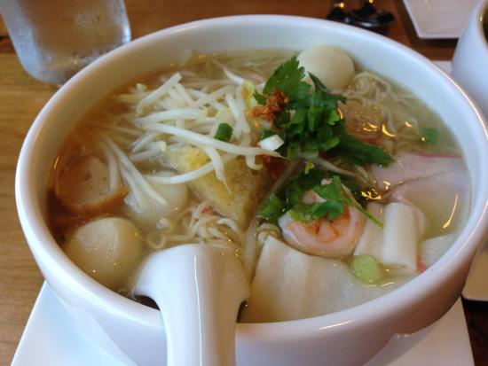 New location of thai noodle house 1700 park street for Thai fish soup
