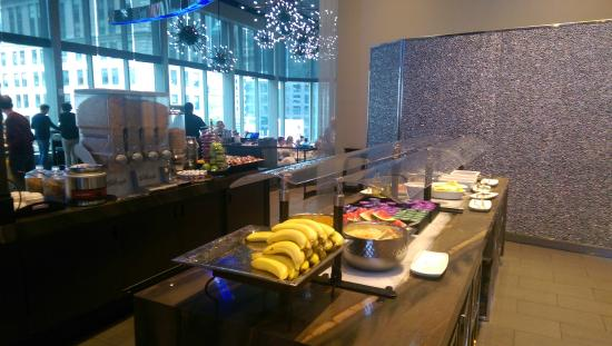 Awesome Breakfast Buffet Picture Of Novotel New York Times Square Home Interior And Landscaping Oversignezvosmurscom