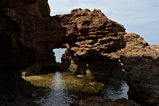 Xabia, สเปน: Otra zona de la cueva