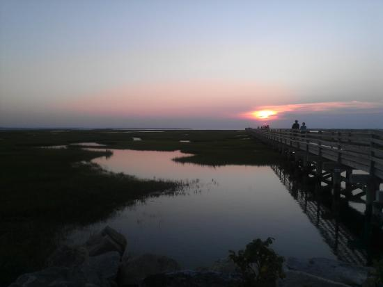 Gray's Beach: Sunset Grays Beach