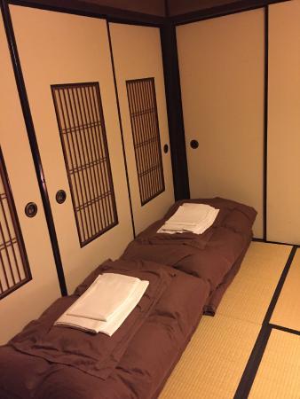 Belle chambre traditionnelle japonaise - Avis de voyageurs ...