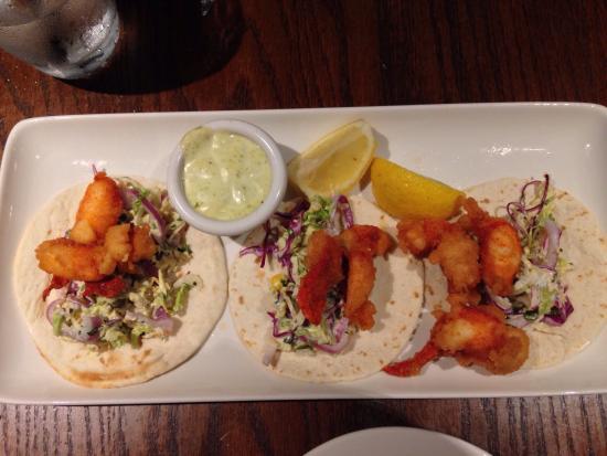 Keg Steakhouse & Bar: Lobster Tacos (Summer Lobsterfest)