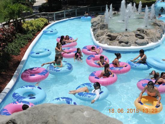 Parque de agua de West palm