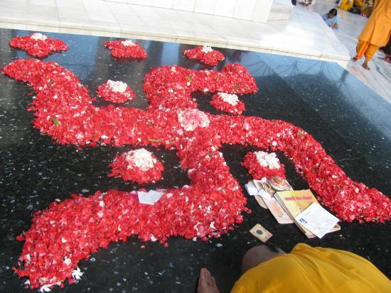 Shanti Kunj Gayatri Parivar Haridwar: Samadhi of Ram Sharma