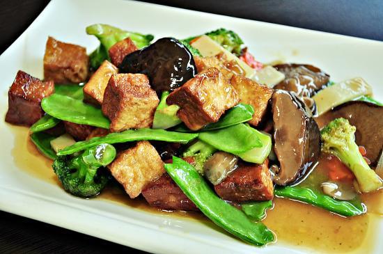 Edge Hill, Australien: Stewed Tofu