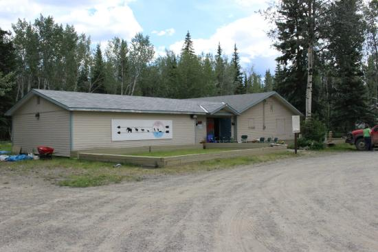 Carmacks, Canada: Tage Cho Hudan Interpretive Centre