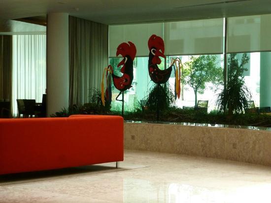 Santa Maria Hotel -- Fatima: Foyer Lounge