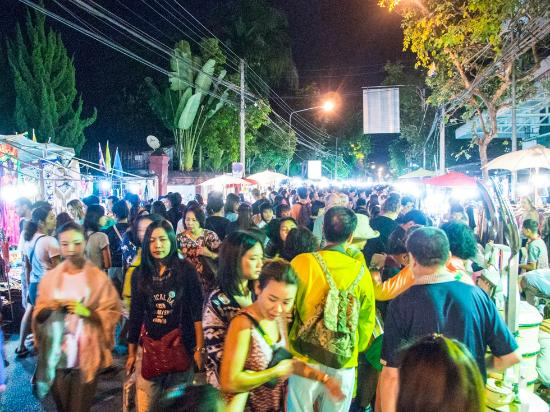 Pasar Malam Chiang Mai