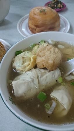 Zhang Ji Oily Tofu & Noodles in Soup