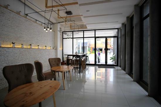 Cuarto Hotel Cebu: Lobby