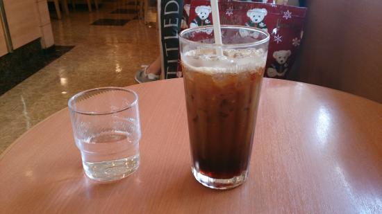 Doutor Coffee shop Kashiwa Takashimaya Station Mall ten