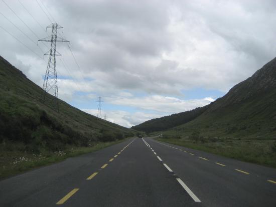 Barnesmore Gap
