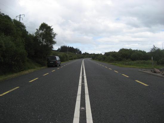 Ντόνεγκαλ, Ιρλανδία: To Letterkenny