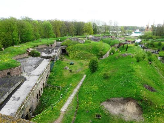 Western Artillery Fort