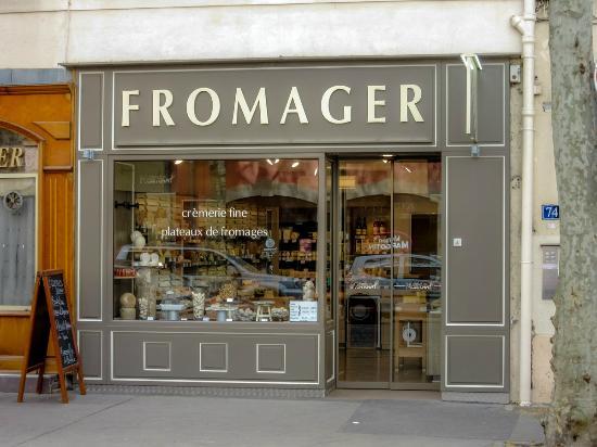 Fromager De Montchat Lyon Restaurant Avis Num 233 Ro De