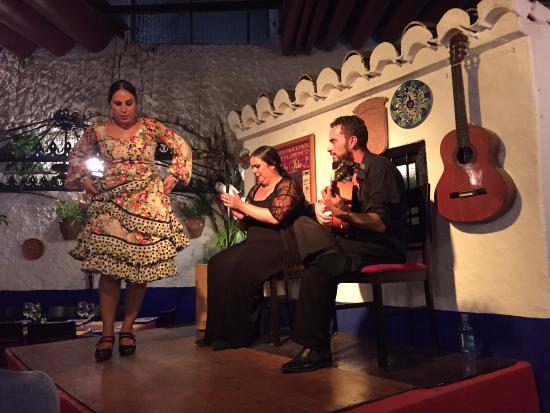 La Ventura: Professional dancers
