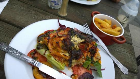 The Royal Oak Inn : Tasty
