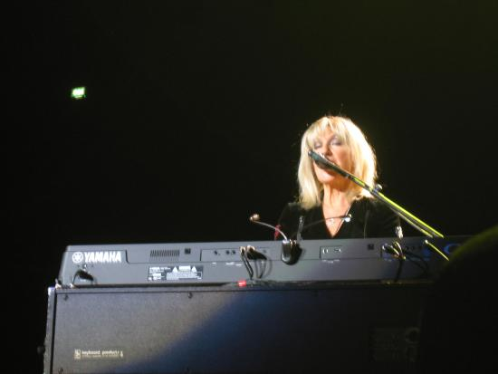 Glasgow, UK: Christine McVie
