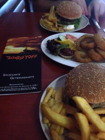 Zündstoff Steakhouse - Bikertreff