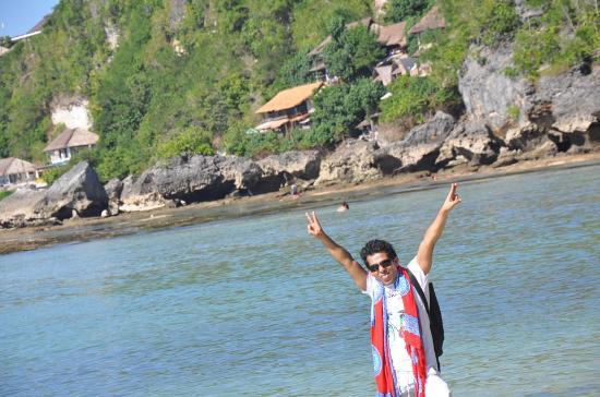 Padang Padang Beach: ooooooo