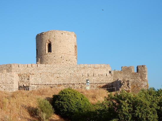 Castle of Jimena de la Frontera