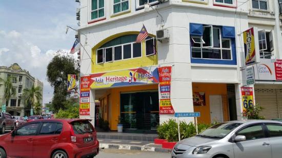 Asia Heritage Hotel Melaka