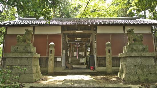 Takigi Shrine