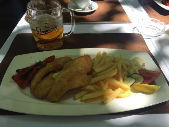 Omis, Chorwacja: It was very delicious!