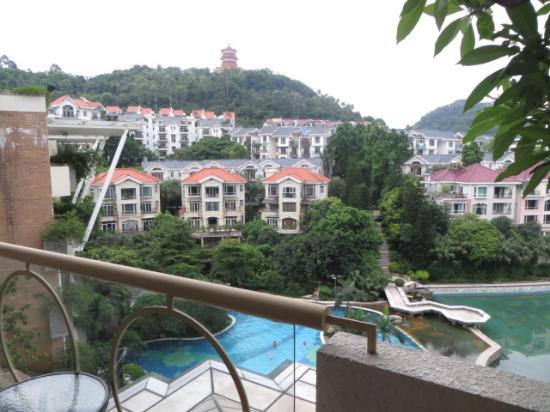 Guangzhou Yihe Hotel : Юлия
