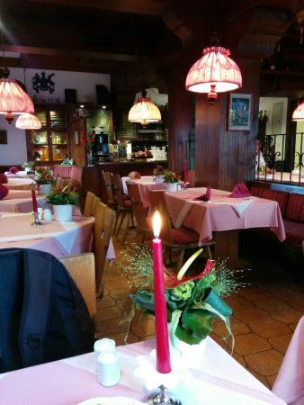 Landgasthof Im Schönsten Wiesengrund: Very nice restaurant!