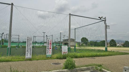 防賀川公園