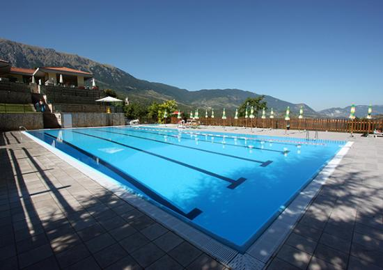 Piscina convenz a 350 mt picture of hotel arimannia - Piscina monsummano terme ...