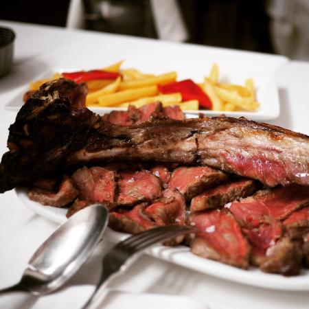 Xoriguer: T-bone steak