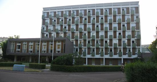 La maison de l 39 inde picture of cite universitaire paris for Maison de norvege cite universitaire