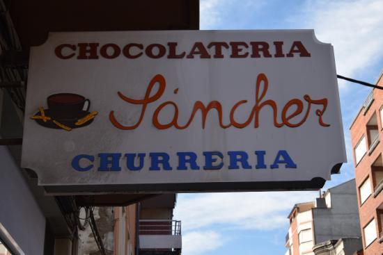 Churreria Sanchez Chocolateria