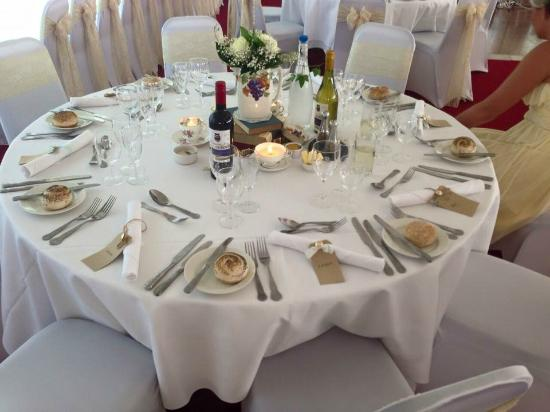 Sella Park Country House Hotel: Marquee