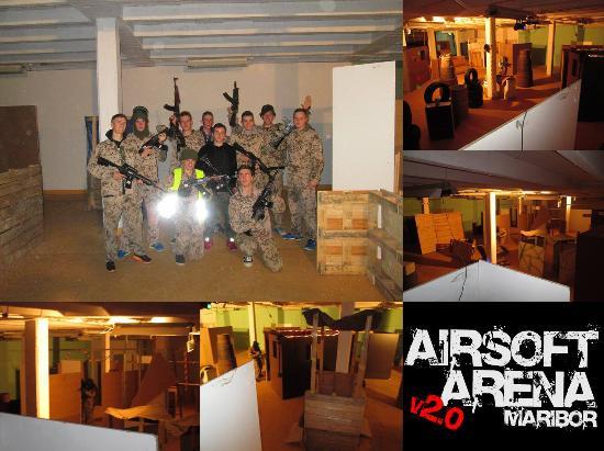 Airsoft Arena Maribor