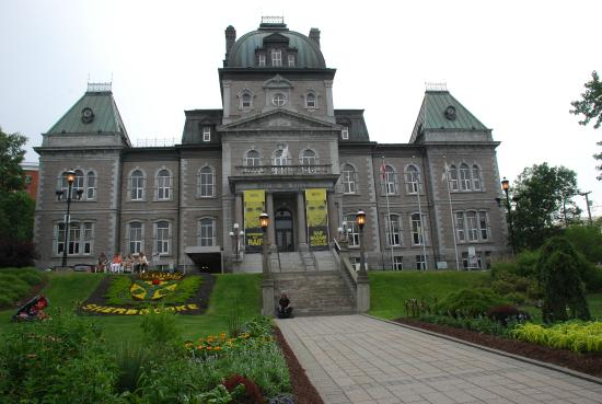 Sherbrooke City Hall