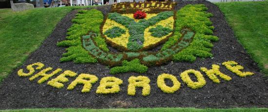Sherbrooke City Hall : Gardens