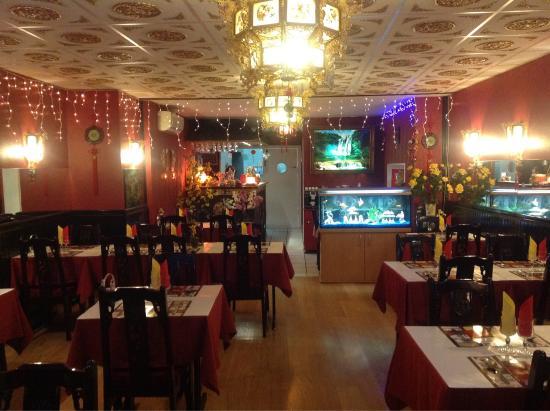 Menu midi 12 entr e plat dessert aux choix picture for Restaurant bar sur aube