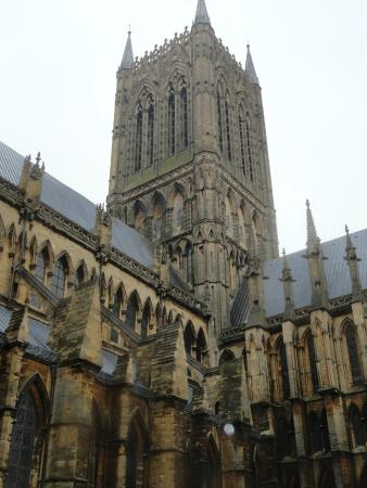Yorkshire, UK: cattedrale