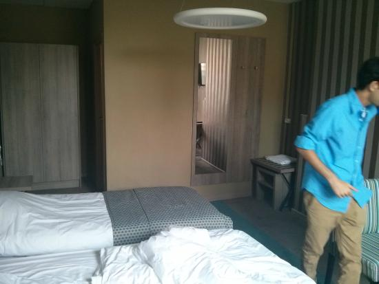 Hotel Mille Colonnes: double room on first floor