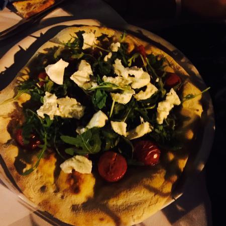 Le Fellini: Pizza molto buona