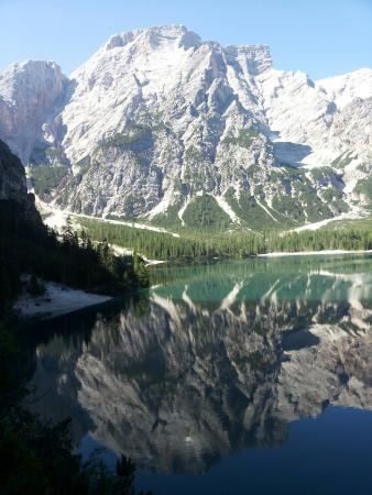 lago di braies prags - photo #29