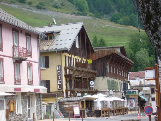 Chalet de Lanza : hotel